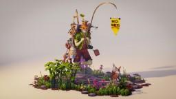 Knick Knacks Minecraft Map & Project