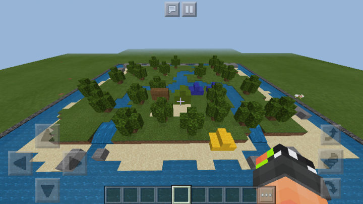 Animal Crossing New Horizons Beta Minecraft Map