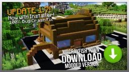 MrCrayfish's Town Replica - (Modded Minecraft Edition) Minecraft Map & Project