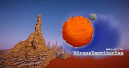 Virque Territories Minecraft Map & Project