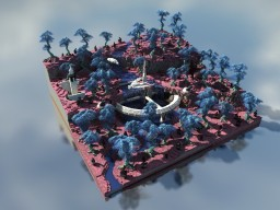 Alien planetary base Minecraft Map & Project