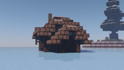 Fisher's Hut Minecraft Map & Project