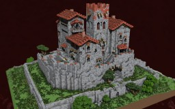 Roman Domus Minecraft Map & Project