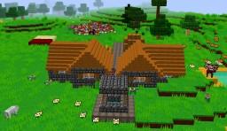 MarioCrafting 1.8 [ 1.14, 1.13.2, 1.12.2, 1.11.2, 1.10.2, 1.7.10, 1.5, 1.3.1 ] Minecraft Texture Pack