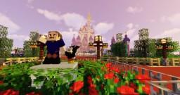 Disneys Magic Kingdom Minecraft Map & Project