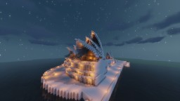 Sydney Opera House Minecraft Map & Project