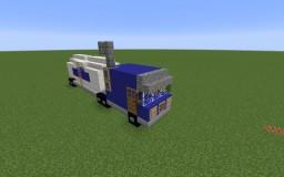 Tanker Truck Minecraft Map & Project