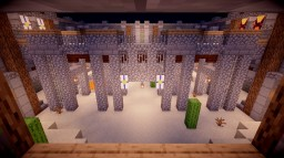 Small Server PvP Arena Minecraft Map & Project