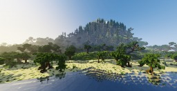 Realistic_Island Minecraft Map & Project