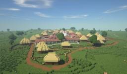 Pueblo de Guacalchillas Minecraft Map & Project