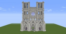 Irene Dimension Cathedral (Aphmau) Minecraft Map & Project