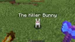 Killer Bunny Boss (Leaping Boots) Minecraft Data Pack