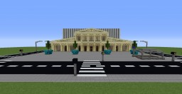 The Salle Molière - Concert Hall Minecraft Map & Project