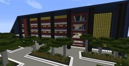Teatro Moderno 1.- Minecraft Map & Project
