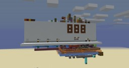 Automatic Shop Decimal Price Totaling and Payment Calculator Minecraft Map & Project
