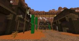 Gunpowder Gulch - Small Map Minecraft Map & Project