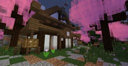 Cherry Blossom Hills -  Small Map Minecraft Map & Project