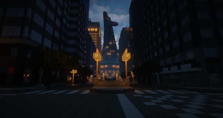 Reven Tower Night version
