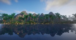 Paradise Islands - 1K by 1K 1.14 Ready + Download Minecraft Map & Project
