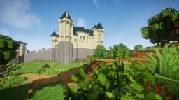 Château de Saumur / Castle of Saumur Minecraft Map & Project