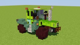MB Trac Minecraft Map & Project