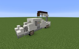 RailRoad Work Truck Minecraft Map & Project