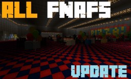 ALL FIVE NIGHTS AT FREDDY'S [MINECRAFT 1.8.9] (UPDATE VERSION 2 - FNAF SL & OTHER FNAFS COMING SOON) Minecraft Map & Project
