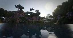 Oriental/Elven Islands - 1K x 1K #WeAreConquest + DOWNLOAD Minecraft Map & Project