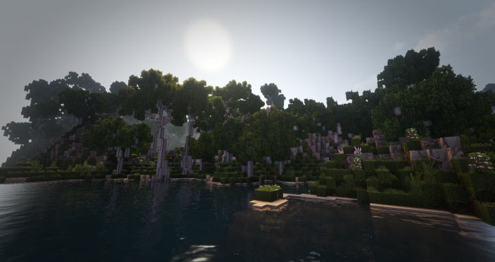 Trees by lentebriesje