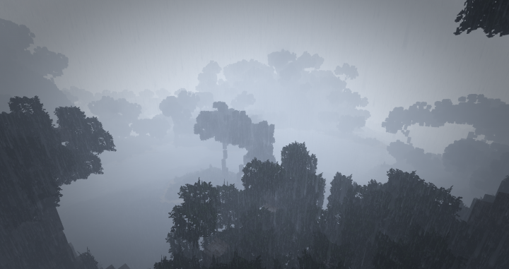 The fog on the isles