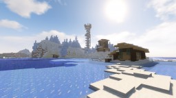 Mysterious Viking Village Minecraft Map & Project