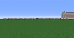 AVE Renfe serie 112 ''Pato'' (duck) Minecraft Map & Project