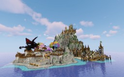 The Duskened Domain Minecraft Map & Project