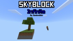 Skyblock - Infinite [Java and Bedrock Edition] Minecraft Map & Project