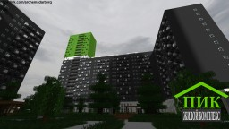 "Мадарбург, жилой комплекс ""ПИК"" 