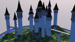 The Candy Castle Minecraft Map & Project