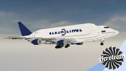 Boeing 747-400LCF Dreamlifter   DOWNLOAD Minecraft Map & Project