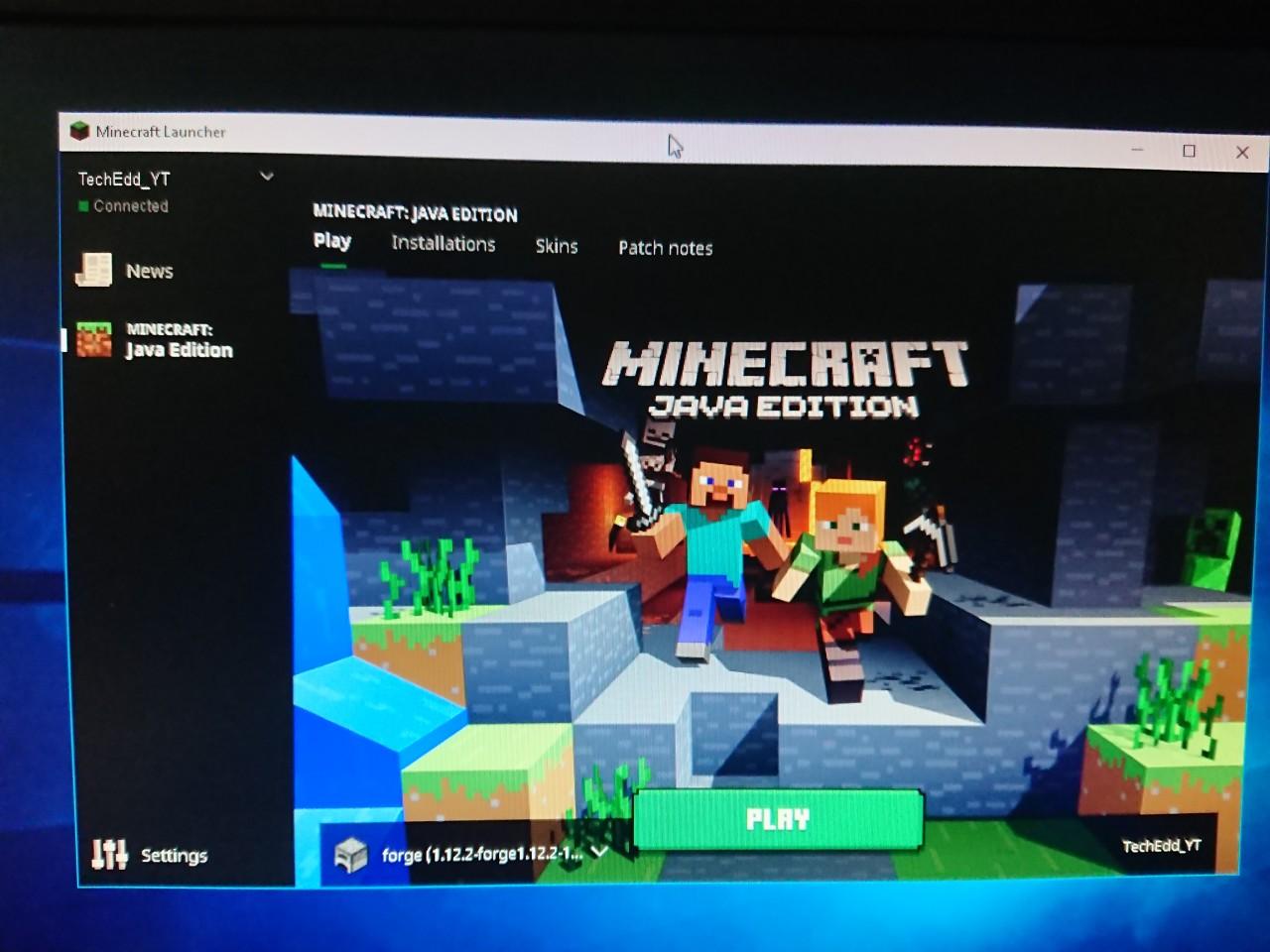 NEW MINECRAFT LAUNCHER??? 😱 Minecraft Blog