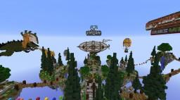SpaceCraft ⚡ENVOYS⚡ Minecraft Server