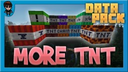 [1.16] More TNT Data Pack! (10 NEW TNT WITHOUT REPLACING ANY VANILLA BLOCKS) Minecraft Data Pack