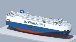 Neptune Kefalonia Minecraft Map & Project
