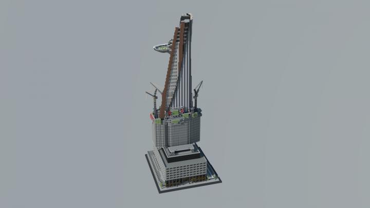 Reven Tower Back