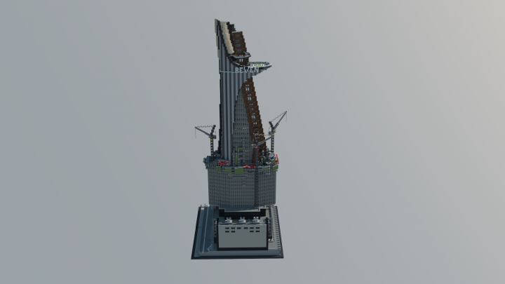 Reven Tower Front