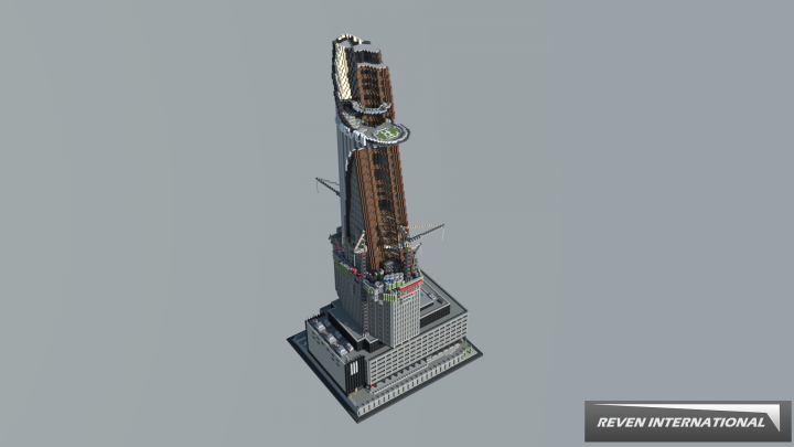 Reven Tower Aerial View