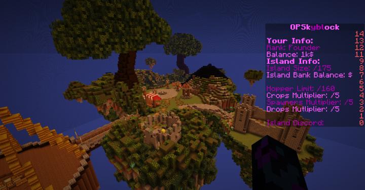 Minecraft cracked skyblock server deutsch | Minecraft Skyblock