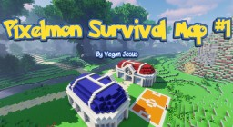 Pixelmon Survival Map #1 Minecraft Map & Project
