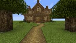 The Acorn Ranch 2.0 Minecraft Map & Project