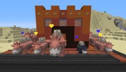 Camerupt Carousel - Automatic Lava Farm - Pixelmon Corvus 09 Minecraft Map & Project