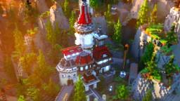 Сastellum somnia|HUB Minecraft Map & Project