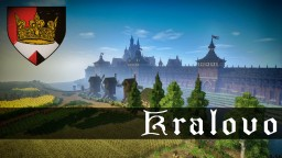 Kralovo, a Vivid Medieval City [ConquestReforged] Minecraft Map & Project